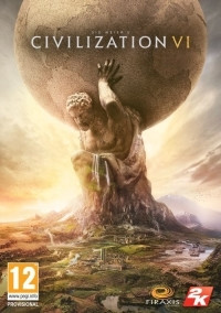 Okładka: Sid Meier's Civilization VI