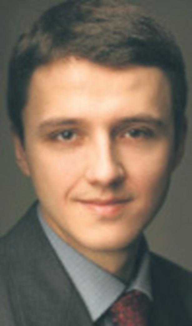 Marek Wojda, doradca podatkowy współpracujący z Baker & McKenzie