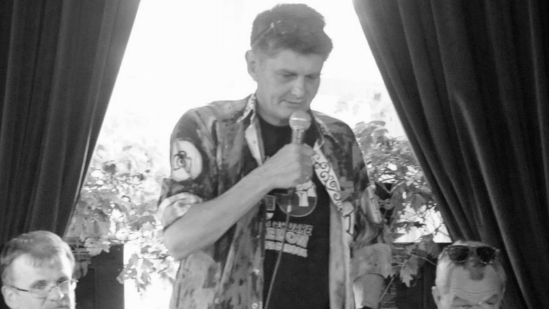 """Krzysztof Miller na promocji swojej ksiązki """"13 wojen i jedna. Prawdziwa historia reportera wojennego"""""""