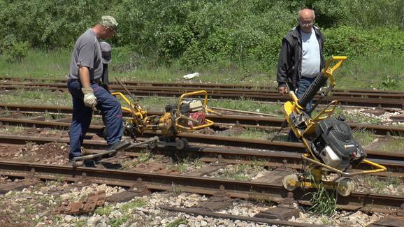 Dužina deonice pruge Beograd-Budimpešta je 108 kilometara
