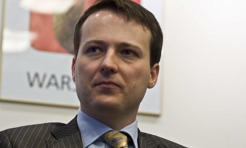 Wojciech Bartelski - zdjęcie z 2008 r.