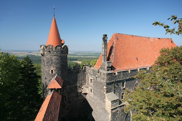 Grodziec, zamek