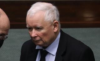 Kaczyński o zakupie respiratorów: Służby specjalne nie dostrzegały przeciwskazań