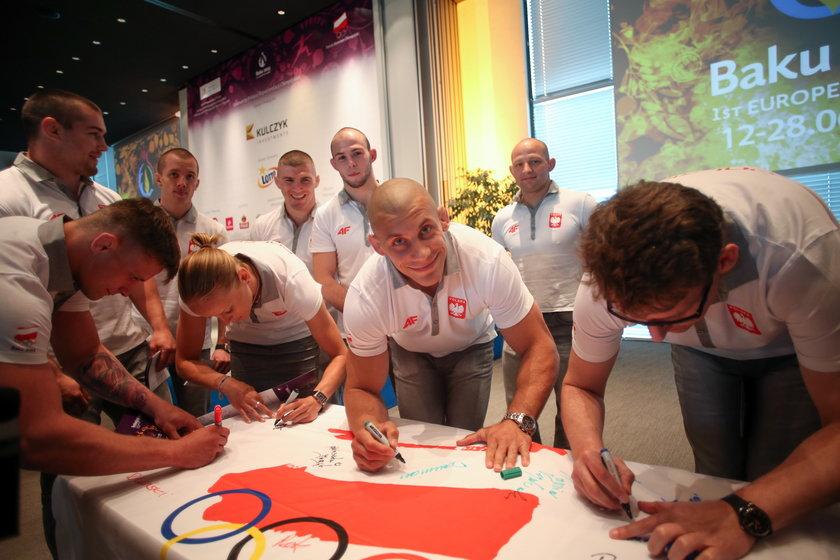 Czas na Igrzyska Europejskie, które odbędą się w Baku