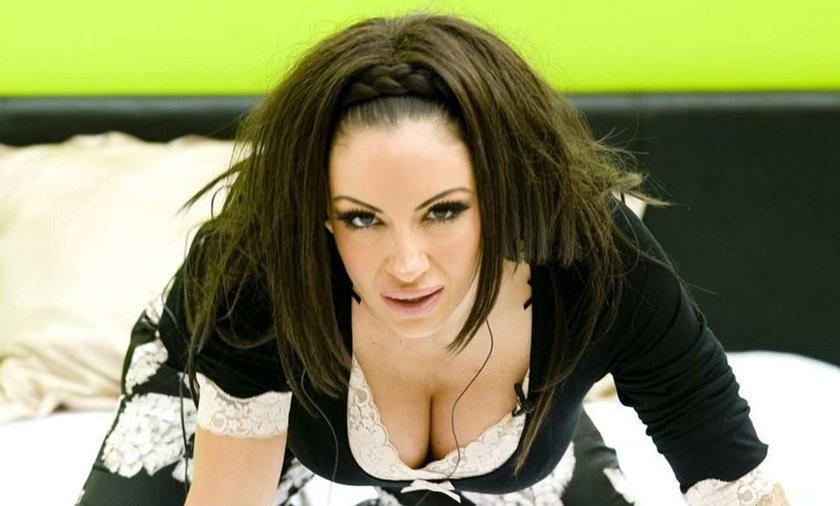 Jodie Marsh boi się, że jej piersi wybuchną