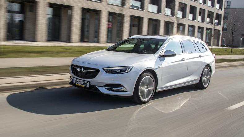 Opel Insignia Sports Tourer 2.0 CDTI Elite