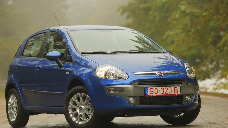Fiat Punto Evo - Kolejna reaktywacja kropki