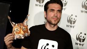 Marcin Dorociński ambasadorem kampanii WWF na rzecz ratowania rysi