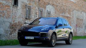 Porsche Cayenne Diesel Platinum Edition – zasięg ponad wszystko | TEST