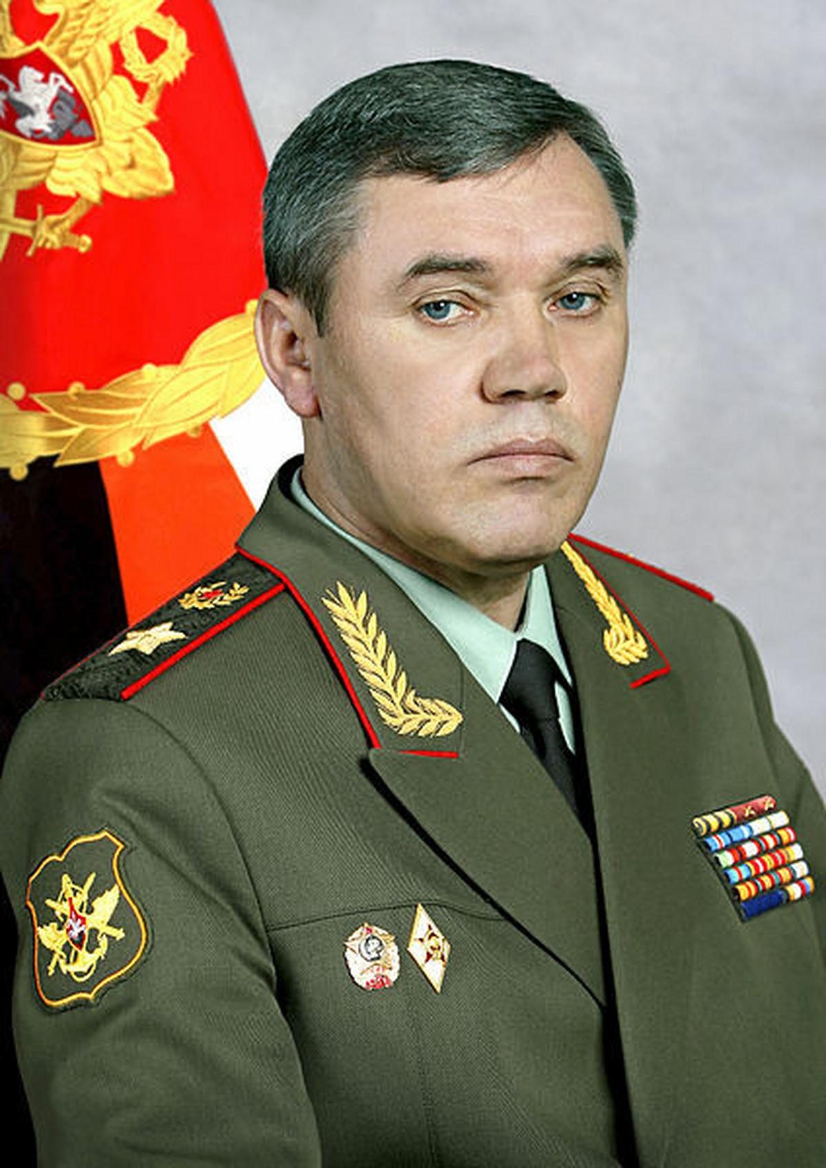 Gerasimov i Skaparoti razgovarali o pitanjima medjunarodne bezbednosti