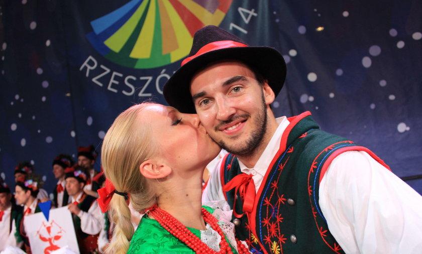 Szczęśliwe małżeństwo Polonusów – Marta i Krzysztof