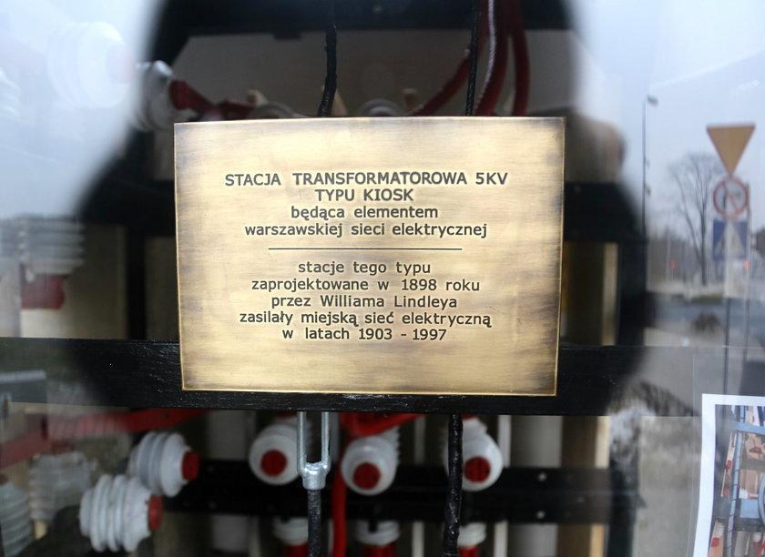 Radny chce wyremontować zabytkowy transformator