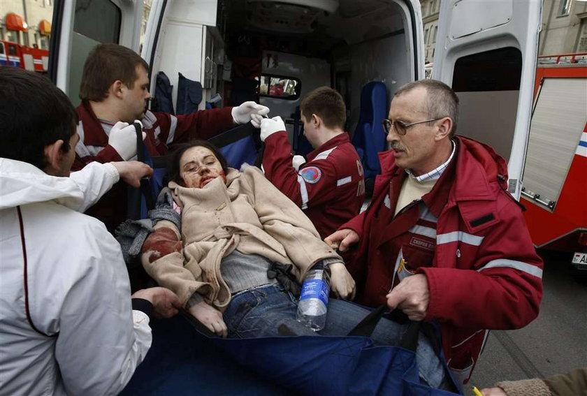 Zamach w metrze. ZDJĘCIA od 18 lat