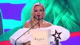 Wielka Gala Gwiazd Plejady 2017: mocne przemówienie Dody. Co powiedziała?