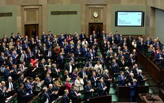 Sejm uchwalił budżet na 2016. Założony deficyt wynosi 54,7 mld zł
