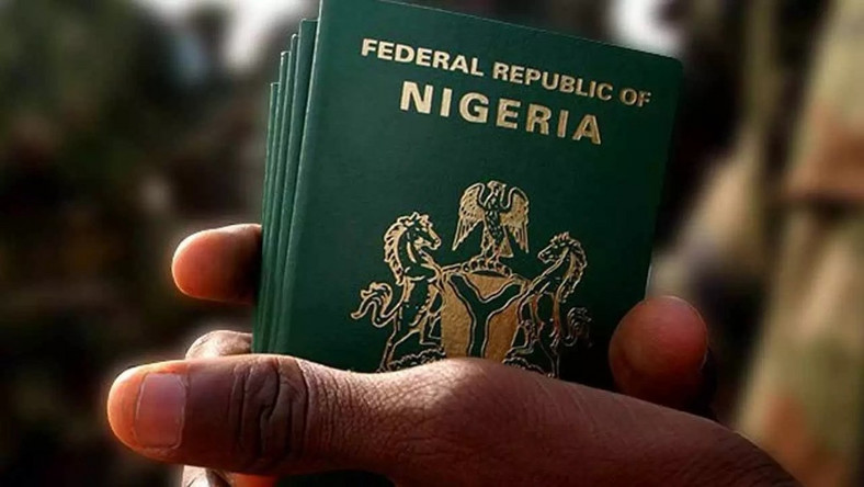 The new Nigerian international e-passport is valid for 10 years [Legit.ng]