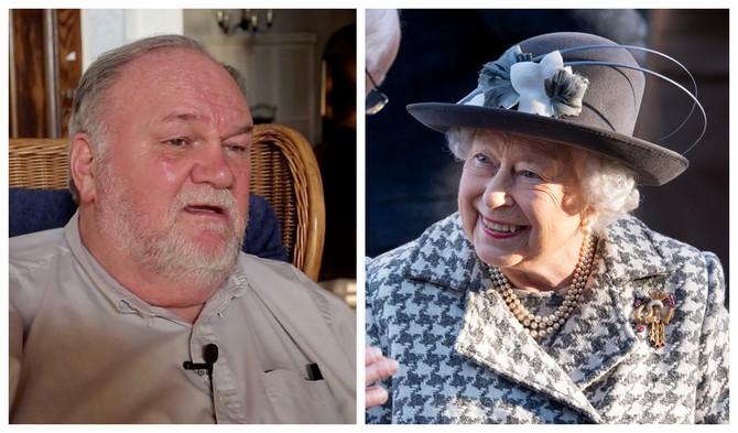 Tomas Markl i kraljica Elizabeta II : jedan prašta, drugi kudi