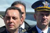 Aleksandar Vulin, Dan avijacije, Batajnica