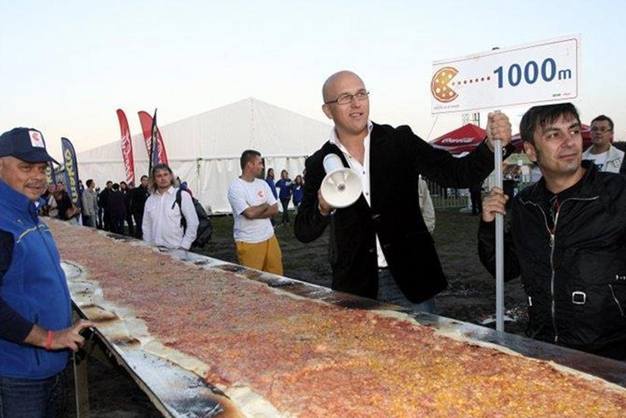 pizza 1 km