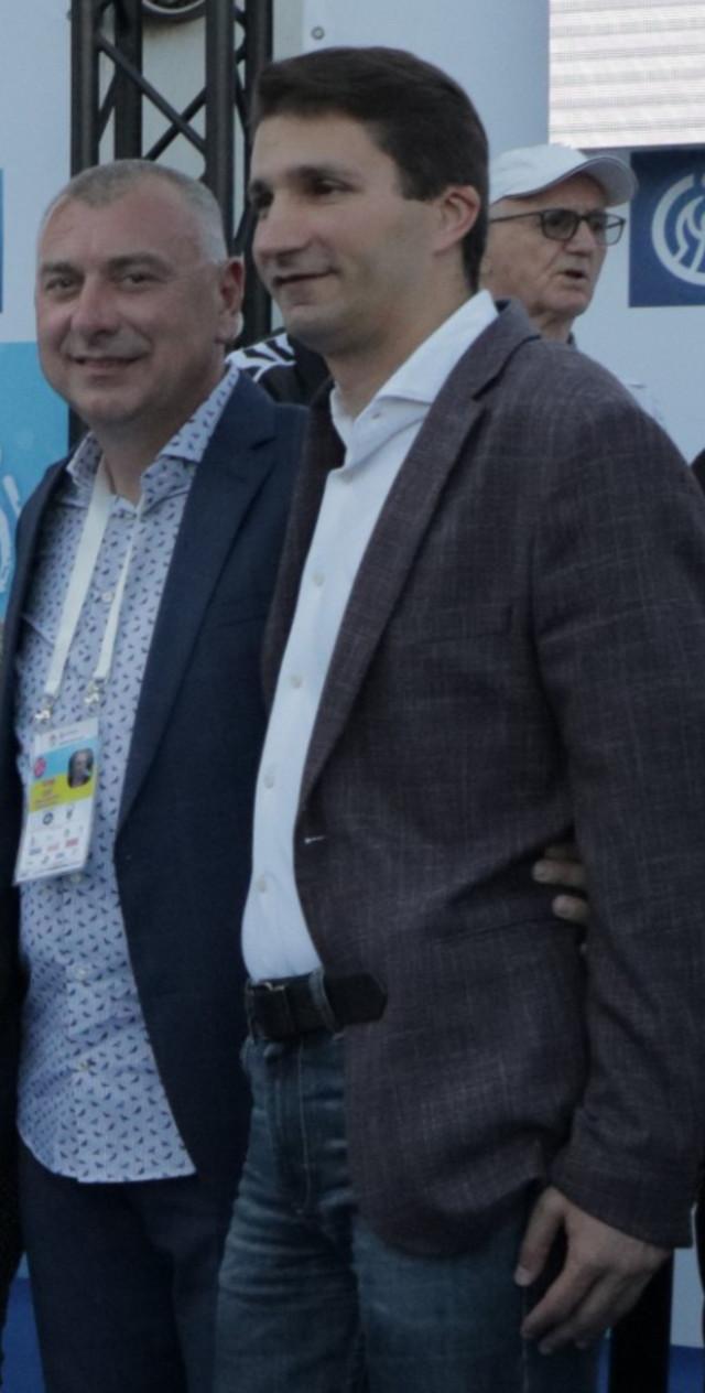 Direktor SIM Gudić i osnivač Igara Marić