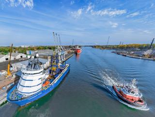 Gdański port rusza z rozbudową. Następna inwestycja musi poczekać