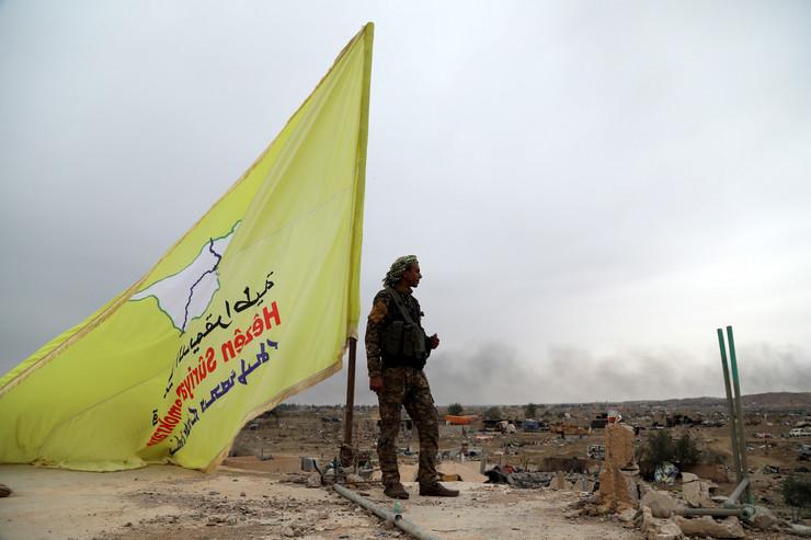 kurdi, sirijske demokratske snage, kurdistan