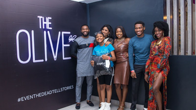 Accelerate TV hosts private screening of new series 'The Olive'