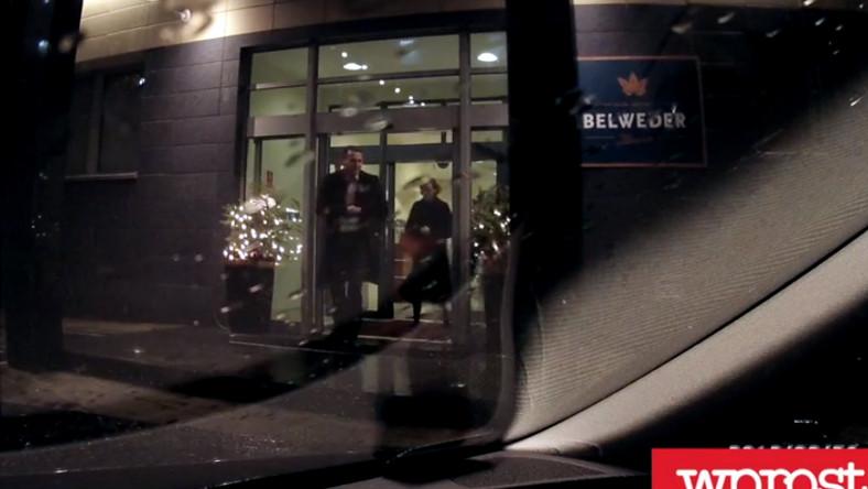 """Jak pisze """"Wprost"""" do restauracji """"Belvedere"""", gdzie Sławomir Nowak urządził 40 urodziny połączone z pożegnaniem Radosław Sikorski przyjechał limuzyną wraz z obstawą BOR."""