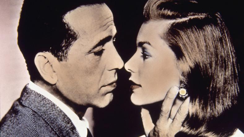 """Wielka gwiazda filmu noir, ikona, którą American Film Institute umieścił na pierwszym miejscu listy """"Największych aktorów wszech czasów"""". Do historii kina Bogart wszedł jako odtwórca ról silnych mężczyzn (mimo niskiego wzrostu) i właśnie takim go kochały kobiety..."""