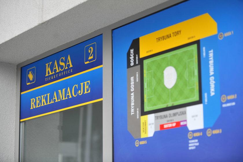 Piłkarze Arki pokryją kibicom różnicę w cenie biletu