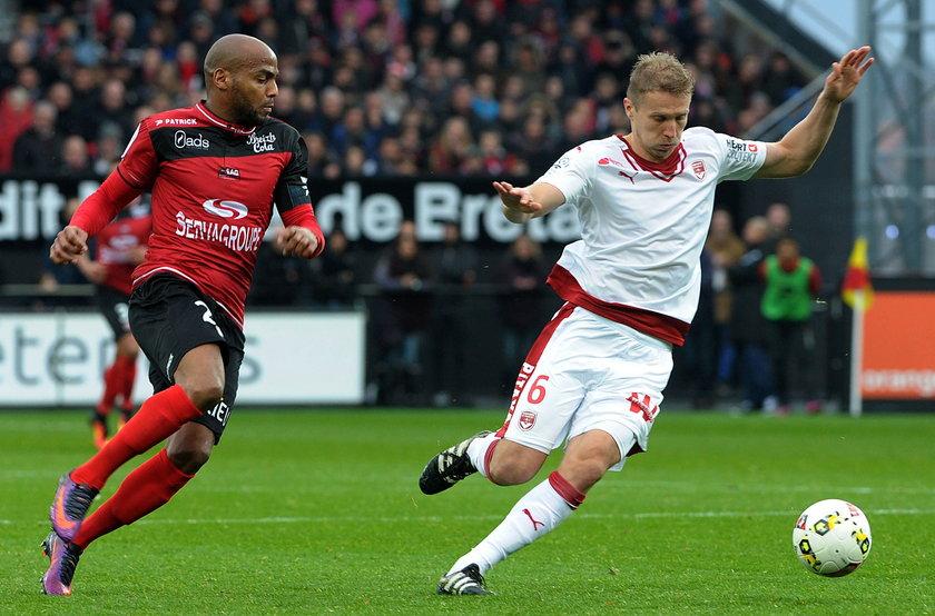Polscy piłkarze skuteczni w Belgii i Francji