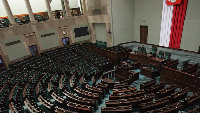 Sejm, fot. Onet.pl