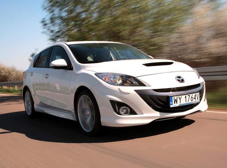 Mazda najlepsza w teście na 100 tys. km