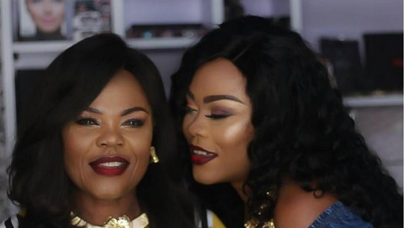 Daniella Okeke and mum in new photos