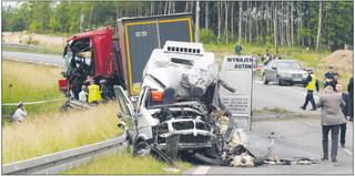 Brak autostrad zabija Polaków