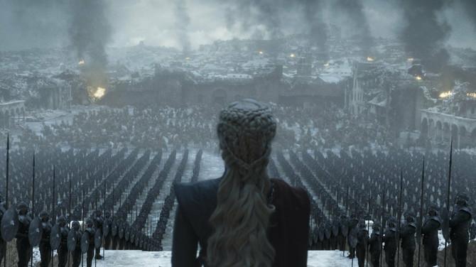 """U poslednjoj epizodi """"Igre prestola"""" Deneris je nastradala"""