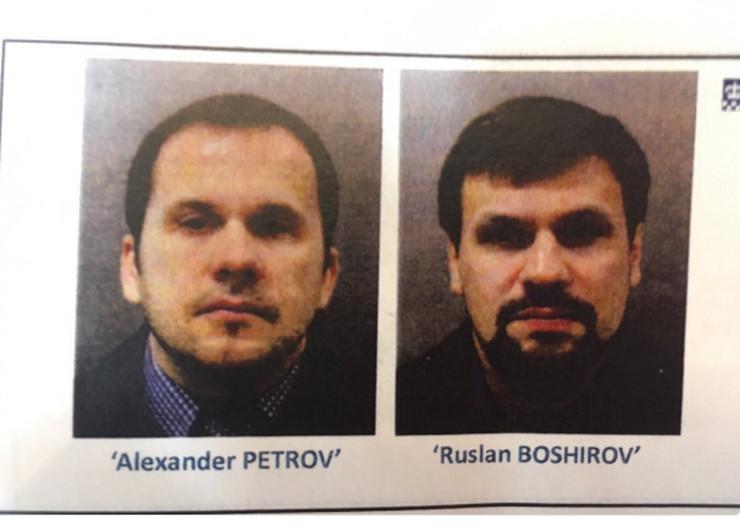 Aleksandar PetrovRuslan Boširo