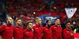 Skandal na Stade de France.Zespół Albanii odmówił gry