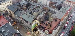 Ogrom zniszczeń po wybuchu kamienicy