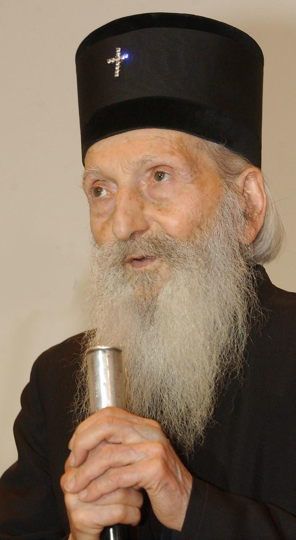 patrijarh pavle 20050110 blic vladislav mitic  Di001588448