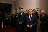 Milan Mataruga sastanak rektorat studenti
