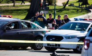 USA: Strzały w pobliżu Kapitolu, zatrzymano podejrzanego