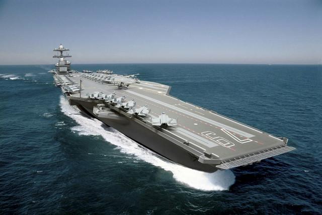 """Super nosača aviona - """"USS Ford"""""""