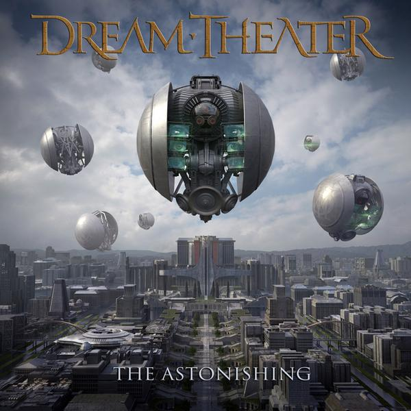 """Okładka płyty """"The Astonishing"""" zespołu Dream Theater"""