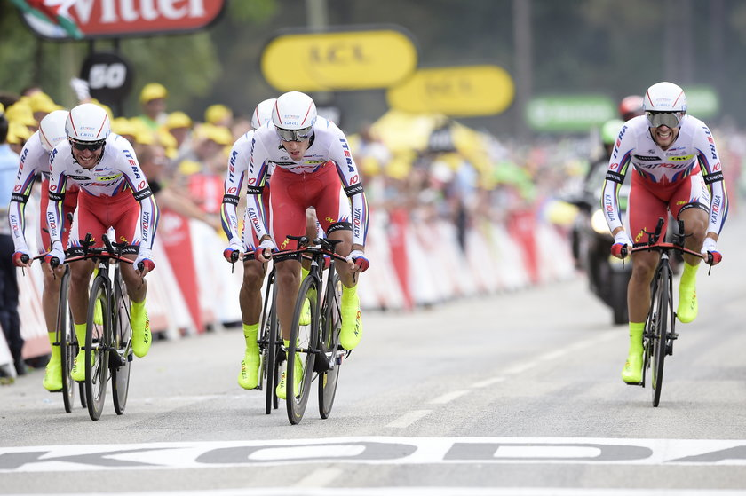 Luca Paolini nie został zawieszony za zażywanie kokainy w czasie Tour de France