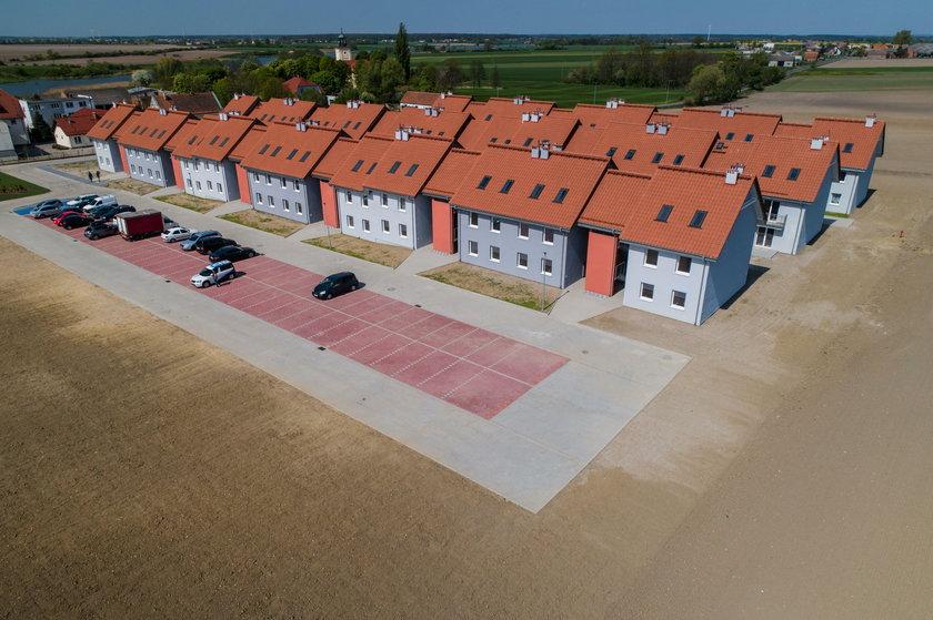 Mieszkania wybudowane w ramach programu mieszkanie plus