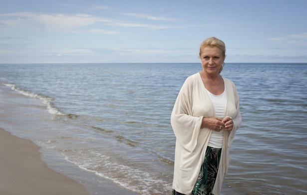 """Ewa Wiśniewska w filmie """"Piąta pora roku"""" (2012)"""