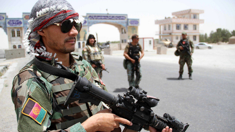 Afgańska armia