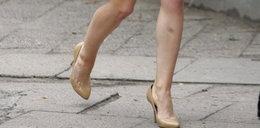Wpadka Kasi Tusk. Włożyła buty z poprzednich wyborów!