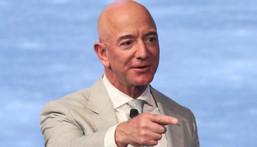 Amazon founder and chair Jeff Bezos.